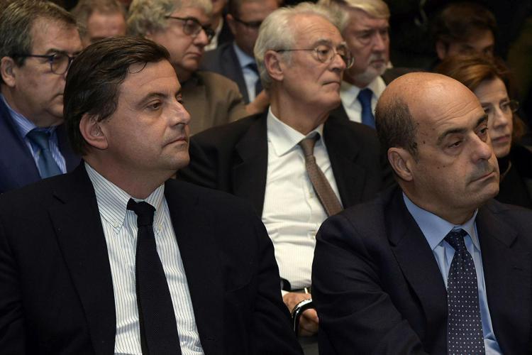 """Zingaretti, bordate a Calenda: """"Si è escluso dal centrosinistra, vuole boicottarci"""""""