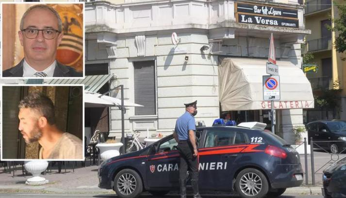 """Sparatoria Voghera, Salvini: """"Normale girare con la pistola se si ha il porto d'armi"""""""