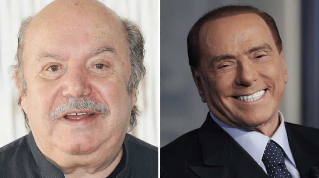 """Lino Banfi tifa Berlusconi: """"Lo vorrei come presidente della Repubblica"""""""