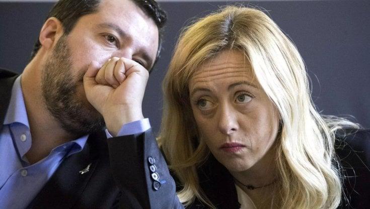 Il manifesto sovranista firmato Salvini-Meloni? Un distillato di estremismi