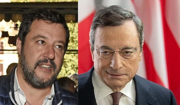 Draghi bacchetta Salvini: faccia a faccia tra i due sull'accoglienza ai profughi afghani