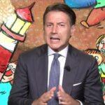 Giuseppe Conte perde le staffe a Dimartedì