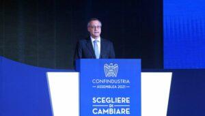 Confindustria promuove Draghi e boccia i partiti