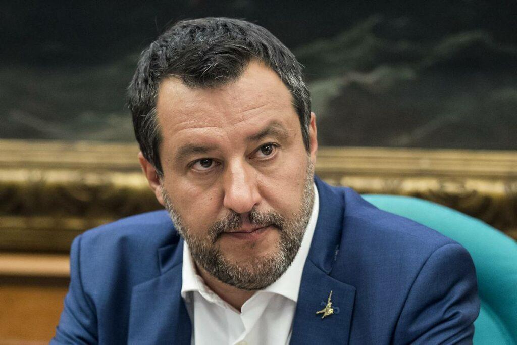 Sull'estensione del Green pass va in scena l'ennesimo voltafaccia di Salvini