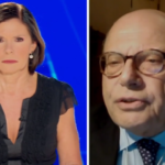 Massimo Galli infuriato con i no-vax a Cartabianca
