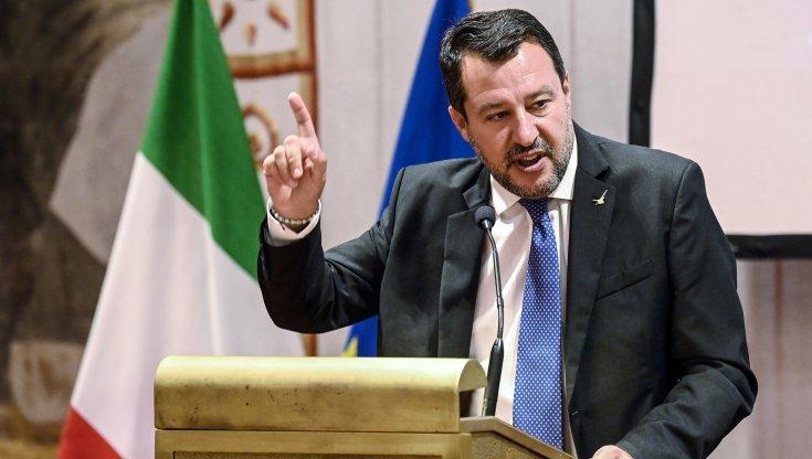 La strategia di Salvini: parlare d'altro per non ammettere la sconfitta sul Green pass