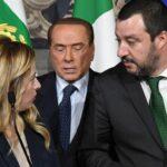 Berlusconi boccia Salvini e Meloni premier