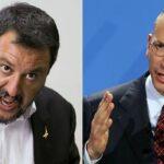 Secondo Letta, Salvini non conta nulla