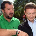 Salvini difende l'amico Luca Morisi