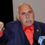 Antonio Pappalardo infuriato con i carabinieri