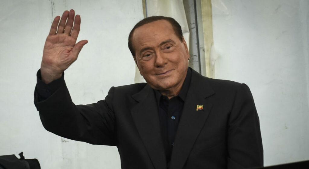 Silvio Berlusconi invia un videomessaggio al Ppe