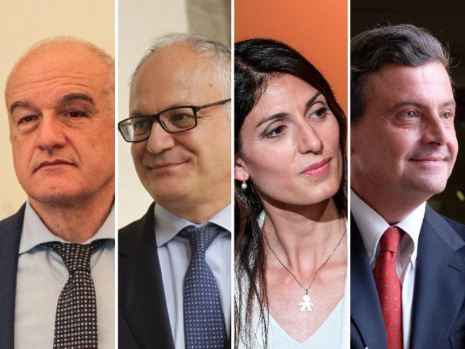 Roma, chi sale e chi scende nei sondaggi: ecco chi vincerebbe oggi