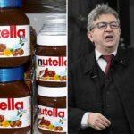 Mélenchon dichiara guerra alla Nutella