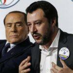 Matteo Salvini lancia l'opa su Forza Italia