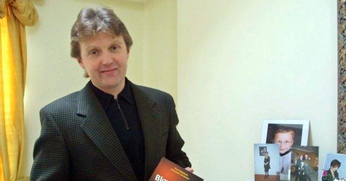 """La Corte europea condanna la Russia: """"Responsabile per la morte di Litvinenko"""""""