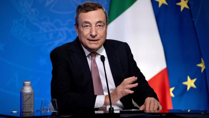"""""""Draghi vuole il Quirinale"""": la rivelazione del ministro, fedelissimo del premier"""