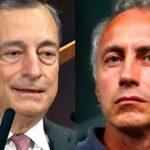Travaglio contro Draghi su green pass e obbligo vaccinale