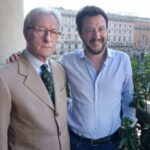 L'ironia di Feltri contro Salvini