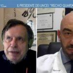 Scontro tv tra il premio Nobel Parisi e Bassetti