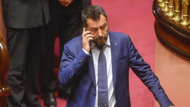 """Draghi contro Salvini: """"La Lega dovrà spiegare perché non era in Cdm"""""""