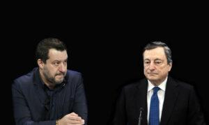 Salvini chiede un incontro a Draghi