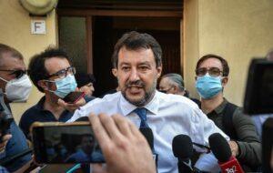 La previsione di Salvini sulla fine del green pass