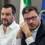 Giorgetti perplesso dopo la decisione di Salvini
