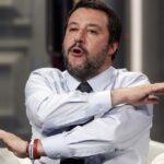 L'audio di Salvini contro la Meloni