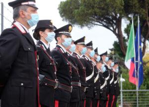 Carabinieri No green pass cacciati dalle loro stanze