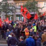 Sindacati di base contro la Cgil a Milano