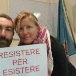 Barillari e Cunial occupano la Regione Lazio
