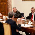 Pensioni, negativo l'incontro Draghi-sindacati