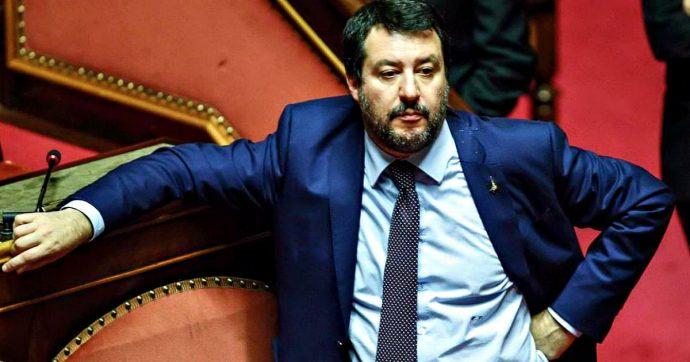 Salvini tentato dall'opposizione
