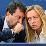 Lamorgese criticata in aula da Salvini e Meloni