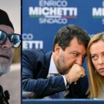 Vasco Rossi accusa Salvini e Meloni