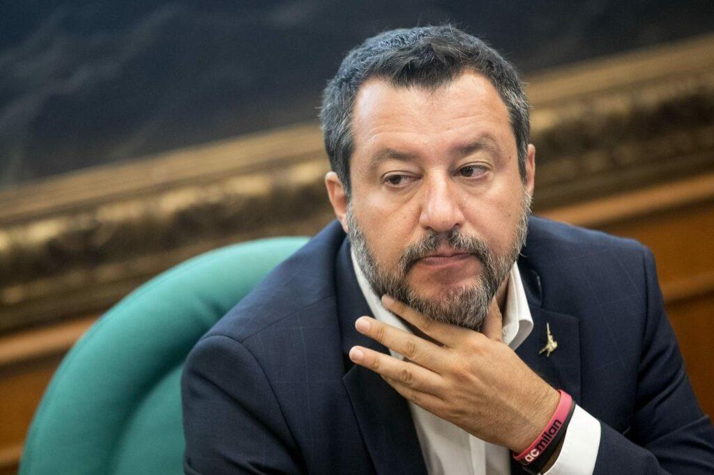 """Salvini: """"Inchiesta Morisi? Attaccano lui per colpire me"""""""