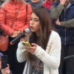La studentessa No green pass di Bologna